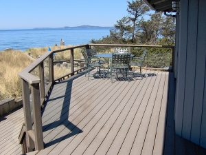 Trex decking from State Roofing