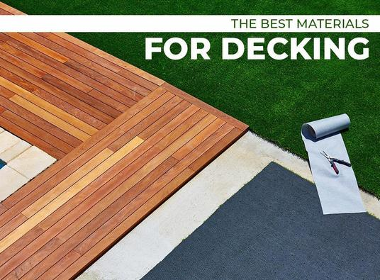 The Best Materials for Decking