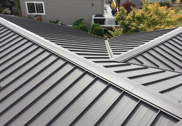 Standing Seam Metal Roofing Seattle Monroe Wa State