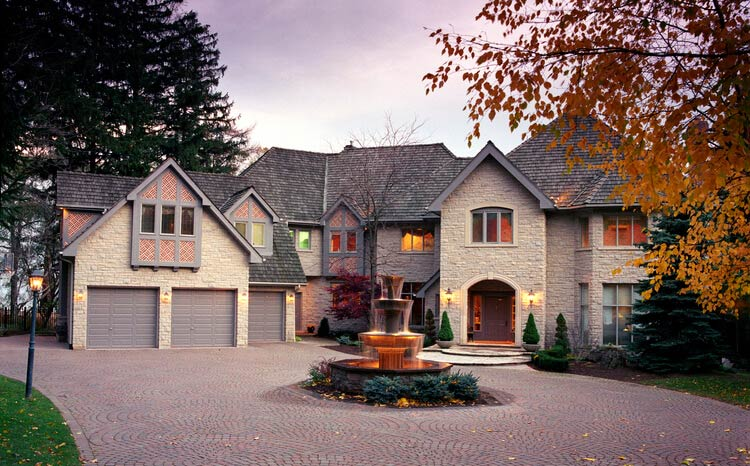 Residential Heavy Slate Bellevue State Roofing